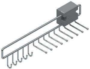 Κρεμάστρα για γράβατες & ζώνες συρταρωτή S 6052