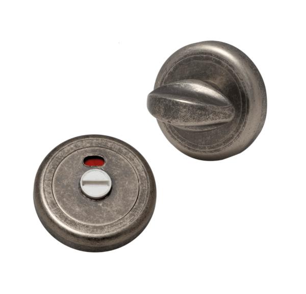 Ένδειξη WC old silver Κ390 Roline