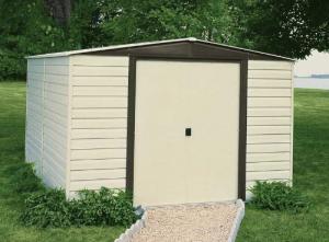 Αποθήκη κήπου - Γκαράζ Arrow Vinyl Murryhill 3.71x5.16x2.62m