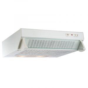 Απορροφητήρας Geman 60cm 1 μοτέρ λευκός 450/M 31100088