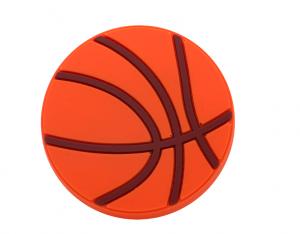 Πομολάκι παιδικό Φ4,5cm μπάλα μπάσκετ  602