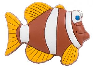 Παιδικό πόμολο Ψάρι 600