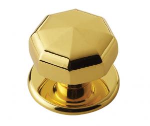 Μπουλ εξώπορτας χρυσό γυαλιστερό  4172