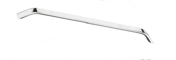 Λαβή επίπλου viobrass χρώμιο γυαλιστερό 2827 το μήκος είναι 192mm
