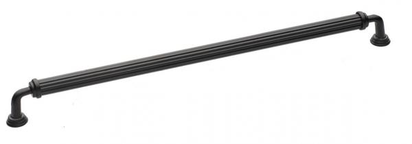 Λαβή επίπλου μαύρο ματ No 677   25,6cm