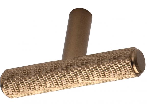 Λαβή επίπλου 681  Industrial Gold 6,0cm
