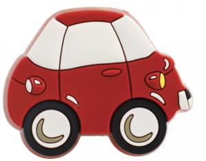 Παιδικό πομολάκι 5,5x3,5cm αυτοκινητάκι σιλικόνης  599