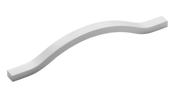 Λαβή επίπλου νίκελ ματ roline 670  32,0cm