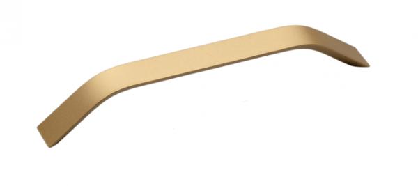 Λαβή επίπλου 16,0cm χρυσό ματ 680