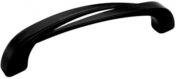 Λαβή επίπλων μαυρό ματ  157/9,6cm viobrass