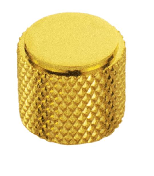 Πόμολο επίπλου Φ22 χρυσό γυαλιστερό Νο 86