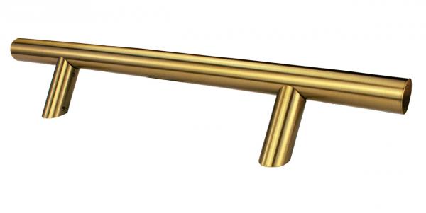 Λαβή εξώπορτας χρυσή ματ φάλτση Νο 226  INOX 304
